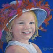 Jada's Hat Poster by Tanja Ware