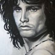 Jim Morrison Poster by Eric Dee