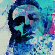 Joe Strummer Poster by Naxart Studio