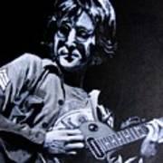 John Lennon Poster by Luke Morrison