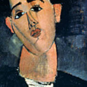 Juan Gris (1887-1927) Poster by Granger