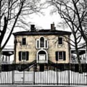 Lemon Hill Mansion - Philadelphia Poster by Bill Cannon