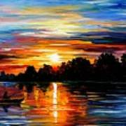 Life Memories Poster by Leonid Afremov