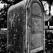 Mail Box Poster by David Lee Thompson