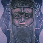 Maitresses Poster by Barbara Nesin