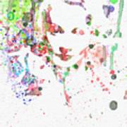 Marlene Dietrich 2 Poster by Naxart Studio