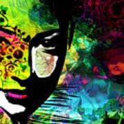 Masking Ego Poster by Ramneek Narang