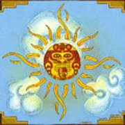 Mi Sol Poster by Roberto Valdes Sanchez