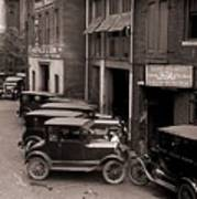 Model Ts, And One More Luxurious Poster by Everett
