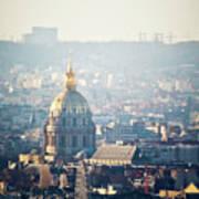 Montmartre Sacre Coeur Poster by By Corsu sur FLICKR