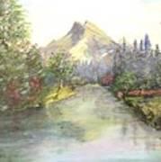 Mt Bundle Poster by Nicholas Minniti