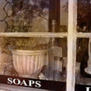 Need Soaps Poster by Susanne Van Hulst