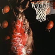 Net Fever Poster by Gerard Fritz