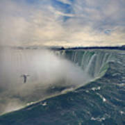 Niagara Falls Poster by Istvan Kadar Photography