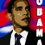 Obama Poster by John Keaton