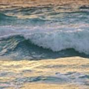 Oh  Majestic Ocean Poster by E Luiza Picciano