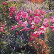 Olbrich Garden Series -  Garden 1    Poster by Lisa Konkol
