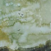 On Golden Pond Poster by Elizabeth Carr