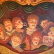 Opera Delight Poster by Scott Jones