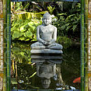 Peaceful Reflection Poster by Bell And Todd
