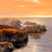 Point Lobos  Poster by Utah Images