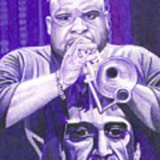 Rashawn Ross Poster by Joshua Morton
