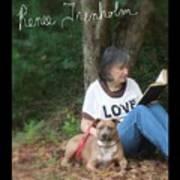 Renee Trenholm . Signed Poster by Renee Trenholm