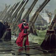 Richelieu Poster by Henri-Paul Motte