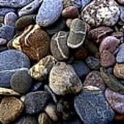 Rocks Poster by Roberto Alamino