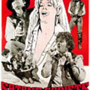 Satans Sadists, Russ Tamblyn Bottom Poster by Everett