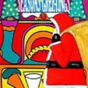 Seasons Greetings 16 Poster by Patrick J Murphy