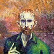 Self Portrait Poster by John  Nolan