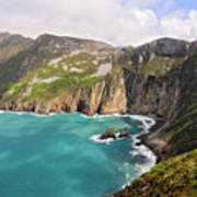 Slieve League Donegal Ireland Poster by Pierre Leclerc Photography
