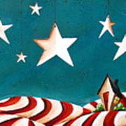 Star Spangled Poster by Cindy Thornton