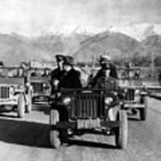 Tehran Conference, 1943 Poster by Granger