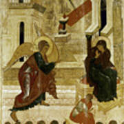 The Annunciation Poster by Granger