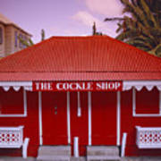 The Cockle Shop Poster by Shaun Higson