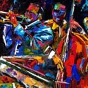 The First Set Poster by Debra Hurd