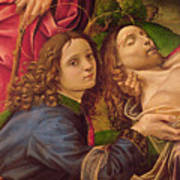 The Lamentation Of Christ Poster by Capponi