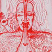 The Minds Eye Poster by Elizabeth Hoskinson