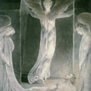 The Resurrection Poster by William Blake