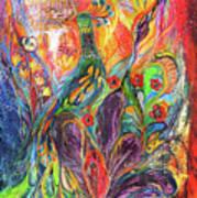 The Shining Poster by Elena Kotliarker