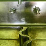 The Sink Poster by Elizabeth Hoskinson