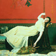 The Studio Poster by Sophie Anderson