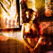 Three Nuns Poster by Bob Orsillo