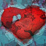 Tough Love Poster by Linda Sannuti