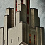 Tower Of Memories Poster by Kevin Munro