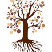 Tree Poster by Frank Tschakert
