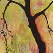 Tree Print Triptych Section 1 Poster by Blenda Studio
