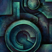 'vault' Poster by Michael Lang
